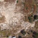 Paphos, théâtre antique
